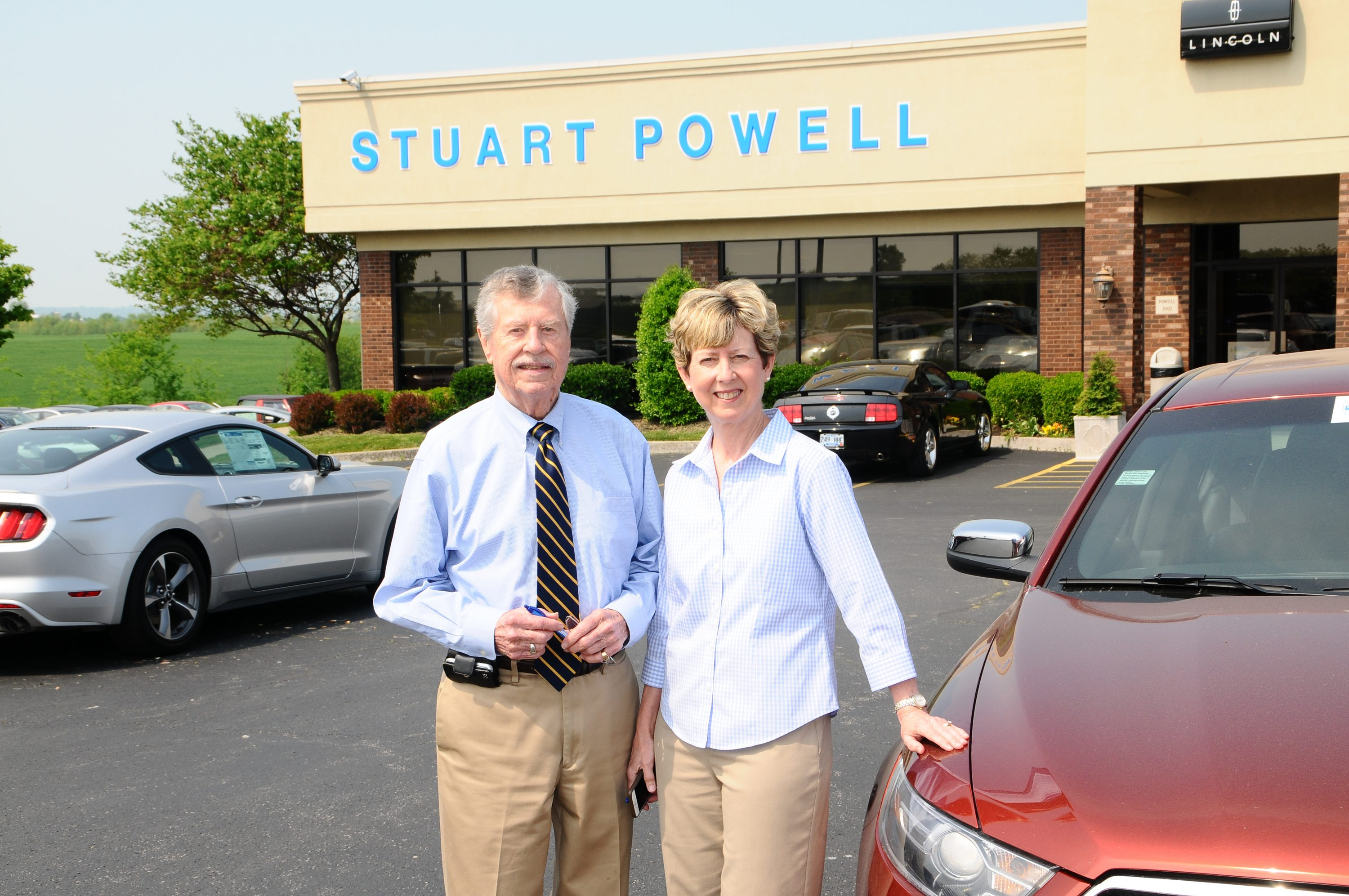 15 Powell Ford  233 - Norton Center Salutes: Stuart Powell Ford Lincoln Mazda